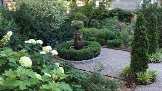 🌳 Garden Design Tour - Gravel Garden ~ Y Garden 🌳