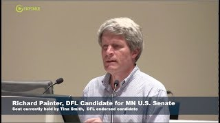 Democrats Listening To Former Republican Painter As MN US Senate Primary Nears