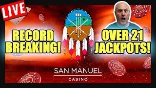 🔴 Live Big Booms from San Manuel Casino💣 | The Big Jackpot