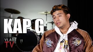 """Kap G On Being Attacked Over His Race, Not Being """"Mexican"""" Enough"""