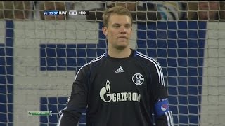 Download Video Manuel Neuer vs Manchester United (Home) UCL 2010-2011 HD 720p MP3 3GP MP4