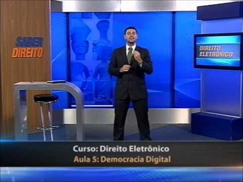 Direito Eletrônico – aula 5