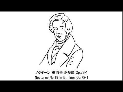 ショパンで眠る名曲集・Chopin Collection for Sleep(睡眠用BGM)