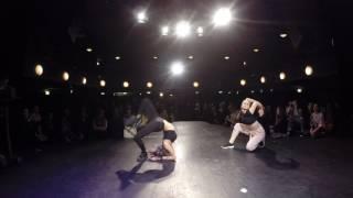 Irina Milan vs. Lisann 007    New way    40 & Flawless ball