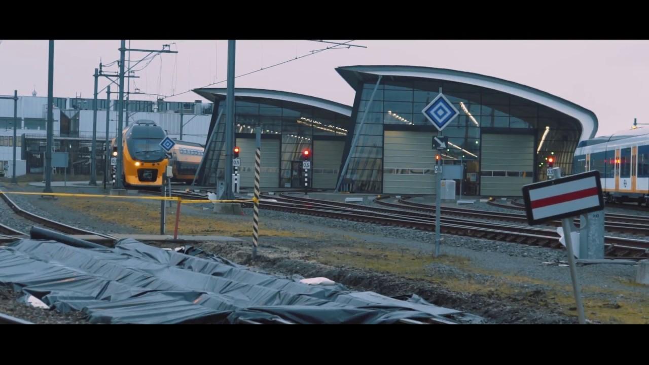 Der virtuelle Zaun von Haarlem: Mit IP-Kameras gegen Vandalismus im Schienenverkehr