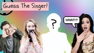 Guess The Singer in 7 seconds! (Bet you can't do it.)