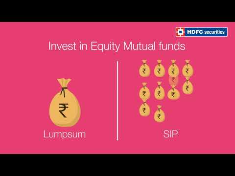 Buy Mutual Funds Online - Mutual Funds Investment in India | HDFC