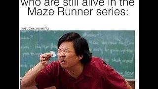 Funny Maze Runner Memes