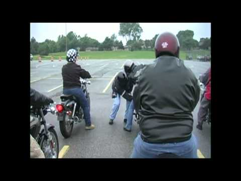 Motorcycle Safety Video