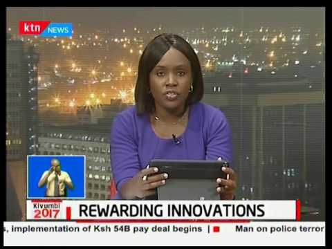 Rewarding innovations in Kenya