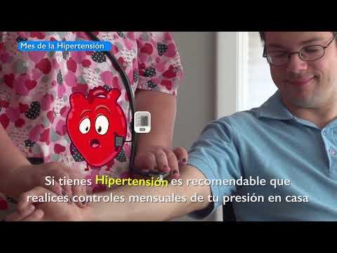 La diferencia entre las mediciones de presión arterial