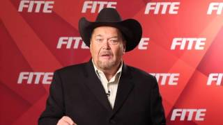 Jim Ross Explains More about FITE TV!