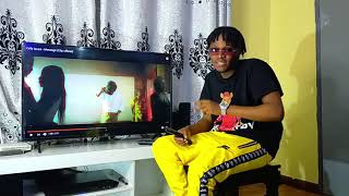 KENYAN REACTS TO Fally Ipupa - Message (Clip officiel)