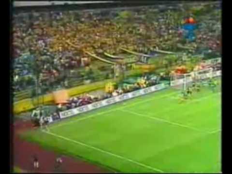 La recordada Semifinal, ganada con el gol de Walter Samuel