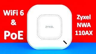 Zyxel NWA110AX - WiFi 6 mit PoE im WLAN-Test - Frequenzvergleich mit Fritzbox 6660 & Asus GT-AX11000