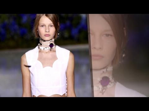 Is 14-year-old model too young to wear sheer clothing?