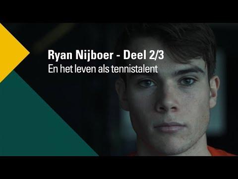 Tennistalent Ryan Nijboer uit Dronten staat in finale van dubbeltoernooi in Bolton