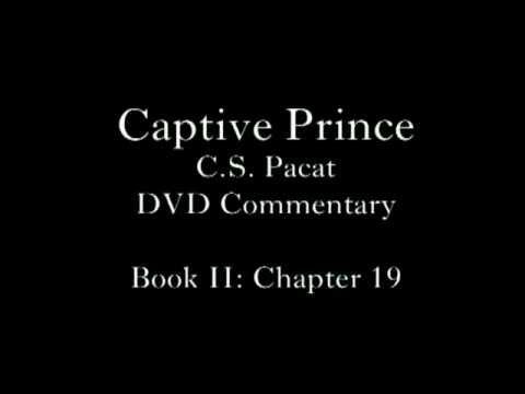 Vidéo de C. S. Pacat