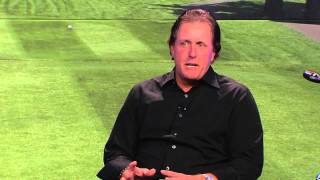 Callaway Golf Phil Mickelson Talks Chrome Soft Golf Ball