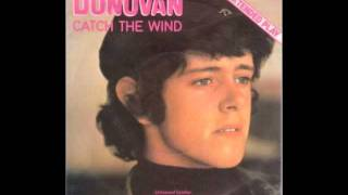 Donovan- Catch The Wind (Awesome old vinyl version)