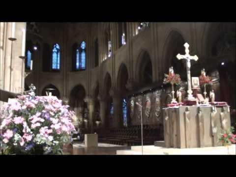 Нотр-Дам-де-Пари -- Собор Парижской Бого