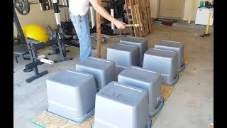 How to Build a Raft out of storage bins