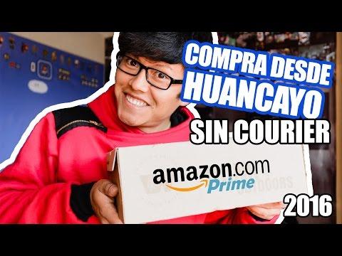 Comprar en Amazon desde Huancayo SIN COURIER - 2016