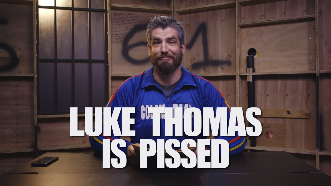 Luke Thomas Is Pissed: NFL Cheerleaders, Kobe Bryant, Mark Sanchez, Jay Cutler, and more thumbnail
