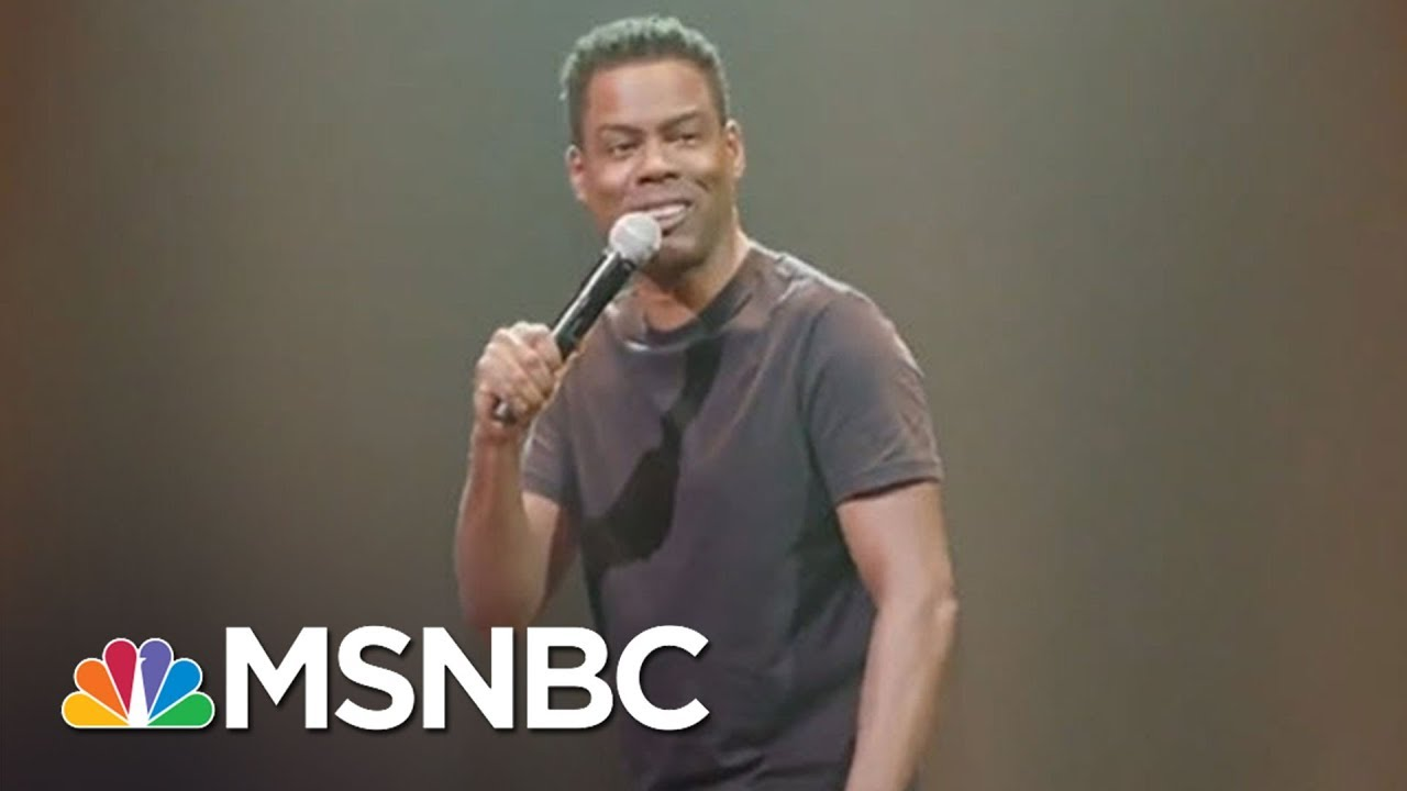 Watch Chris Rock Explain How Trump Can Lead To The Next Obama | The Beat With Ari Melber | MSNBC thumbnail
