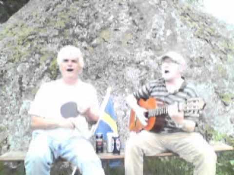 Schwedische Sommerfrische mit Herrn Siemon und Herrn Hecker