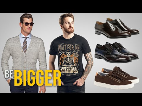 Базовый мужской гардероб. Мужской стиль. Часть 2.