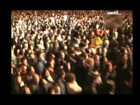 Abel Pintos video Revolución - Calafate 2014