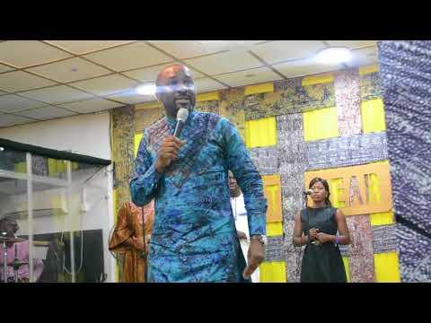 Pastor Chingtok Ishaku