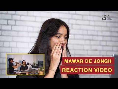 "Mawar De Jongh ""Lebih dari Egoku"" Cover Video Reaction 
