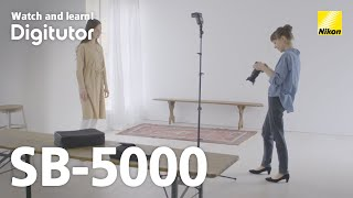 SB-5000: Radio AWL Part 1 - Portrait Photography | Digitutor