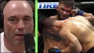 Joe Rogan on Cody Garbrandt's Latest KO Loss