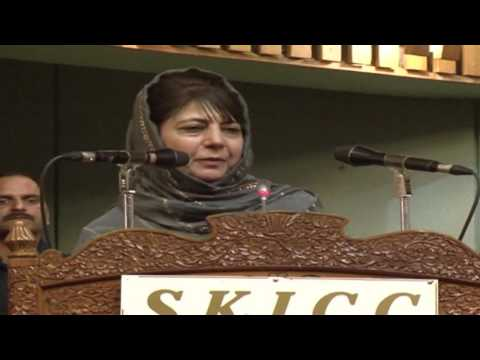 Teachers are role models, have key role in shaping students' destiny: Mehbooba
