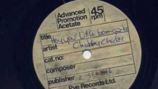 Chubby Checker-Hey You Little Boo-Ga-Loo.wmv