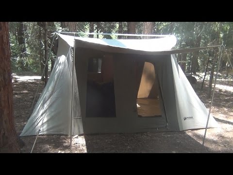 Kodiak Canvas Tent: Gear Review