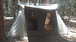 Kodiak Canvas Tent: Gear Review