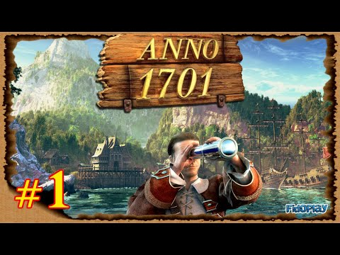 Gameplay de Anno 1701 Gold Edition