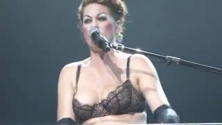 1/16 Dresden Dolls - Good Day @ Coney Island Amphitheater, Brooklyn, NY 8/27/16