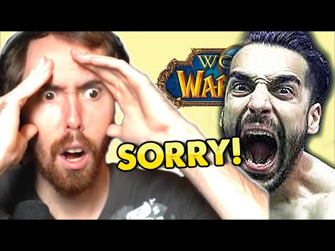 """Asmongold Totally NOT Triggered by PILAV's """"Apology"""" To Asmongold"""