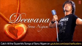 Ye Pehli Mulaqat Ki Full Audio Song Deewana Album   Sonu
