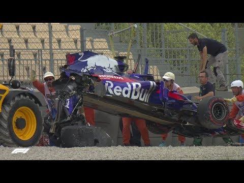 2018 Spanish Grand Prix: FP3 Highlights