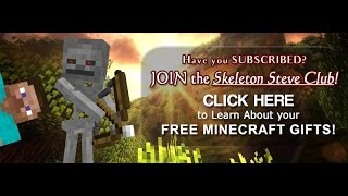 Skeleton Steve - Unofficial Minecraft Books Author - Fan Fiction Diaries - Diary Books for Kids