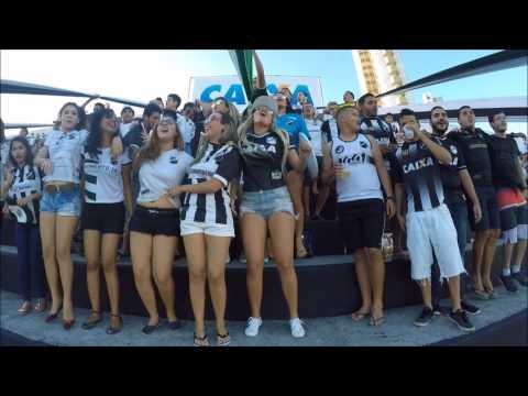 """""""Movimento 90 - ABC 0x1 Ceará - 05/08/2017"""" Barra: Movimento 90 • Club: ABC"""