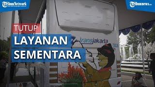 Bus Wisata Transjakarta Tak Beroperasi Hingga Waktu yang Belum Ditentukan