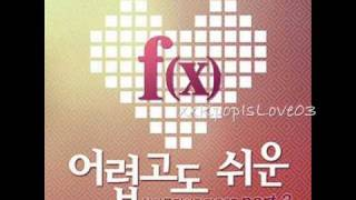 [Audio] Hard But Easy - Luna & Krystal [F(x)]