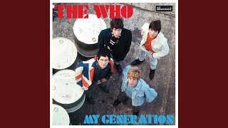 The Who - My Generation (Audio)